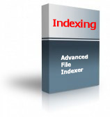 Advanced File Indexer Product Box