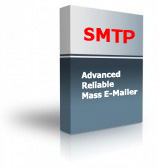 Advanced Reliable Mass E-Mailer Product Box