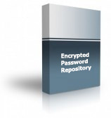 Encrypted Password Repository Product Box