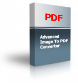 Advanced Image To PDF Converter Product Box
