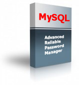 Advanced Reliable Password Manager for MySQL Product Box