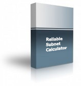 Reliable Subnet Calculator Product Box
